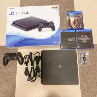 PlayStation4 - PlayStation®4 ジェット・ブラック 500GB  CUH2100A