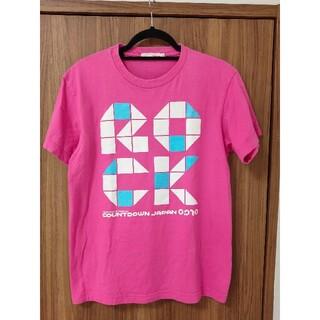 rockin'on ロッキン メンズ カウントダウンジャパンTシャツ(ミュージシャン)