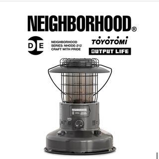 NEIGHBORHOOD - neighborhood NH . ODE / S-HEATER ストーブ