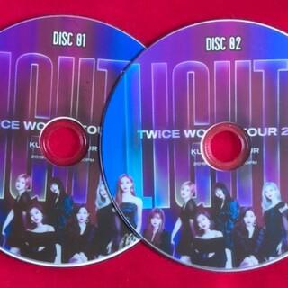 ウェストトゥワイス(Waste(twice))のTwice Lights 2枚組(ミュージック)