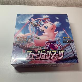 ポケモン - ポケモンカード フュージョンアーツ BOX 新品