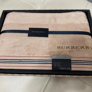 BURBERRY - バーバリー バスタオル