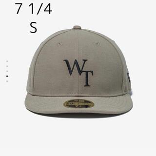 W)taps - WTAPS 59FIFTY CAP POLY. TWILL. NEW ERA