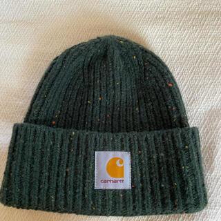 カーハート(carhartt)のカーハート。ANGLISTIC BEANIE ニット帽(ニット帽/ビーニー)