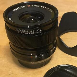富士フイルム - Fujifilm  XF14mm F2.8