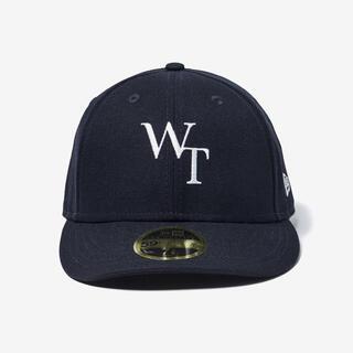 ダブルタップス(W)taps)の新品 WTAPS 59FIFTY CAP POLY. TWILL NEWERA(キャップ)