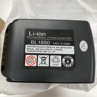 マキタ(Makita)のマキタ マキタ18vバッテリー  makita マキタ BL1850 バッテリー(工具/メンテナンス)