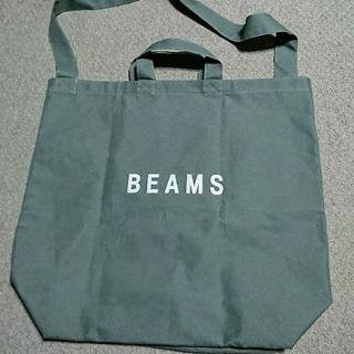 ビームス(BEAMS)のビームス ロゴ入りバッグ(トートバッグ)