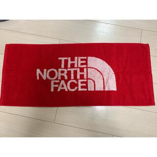 THE NORTH FACE - ザノースフェイス フェイスタオル