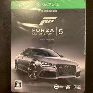 Microsoft - Forza Motorsport 5 リミテッド エディション(限定版) XBO