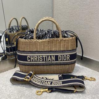 Dior - ディオール  カゴバッグ