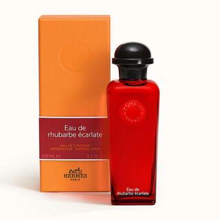 Hermes - 先月購入❣️ 正規エルメス香水 オー ドゥ ルバーブ エカルラット100ml