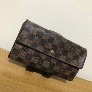 LOUIS VUITTON - ルイヴィトン ダミエ 長財布