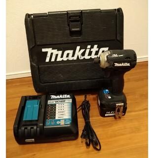 マキタ(Makita)のmakita  マキタ 14.4V  インパクトドライバー TD161D(工具/メンテナンス)