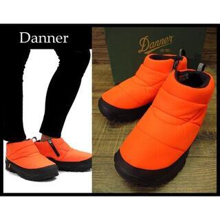 Danner - 新品 ダナー フレッド ミッド ORANGE スノー ブーツ 26.0 ①