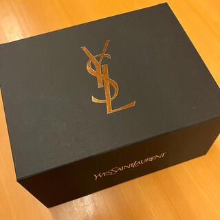 イヴサンローランボーテ(Yves Saint Laurent Beaute)のイヴ・サンローラン 空箱(ショップ袋)