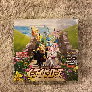 ポケモン - イーブイヒーローズ シュリンク付き box 新品 未開封