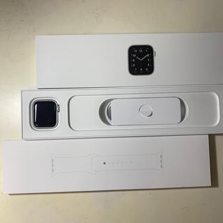 Apple Watch - Apple Watch SE(GPSモデル)