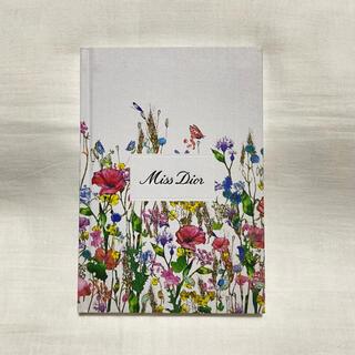Christian Dior - Christian Dior ディオール ノベルティ 花柄ノート 新品未使用♪