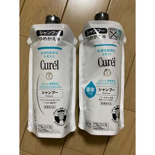 キュレル(Curel)のキュレル シャンプー 二個(シャンプー)