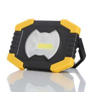 LED作業灯 コンパクト 単三電池×3本 【264】(ライト/ランタン)