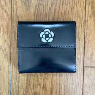 クレイサス(CLATHAS)のCLATHAS 財布 三つ折り 黒(財布)