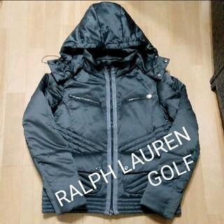 ラルフローレン(Ralph Lauren)のラルフローレンゴルフ 中綿入り ジップアップブルゾン ジャケット レディース(ブルゾン)
