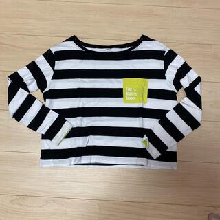 トミー(TOMMY)のトミーのボーダーシャツ(Tシャツ/カットソー(七分/長袖))