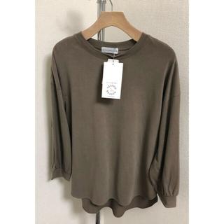しまむら - 新品❗️シーズンリーズン Tシャツ チュニック しまむら リンネル InRed