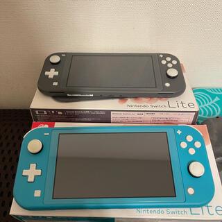 Nintendo Switch - Nintendo Switch Lite  スイッチライト 2個セット