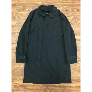 Jil Sander - 美品 初期 ユニクロ +j ステンカラー コート ジルサンダー ブラック M