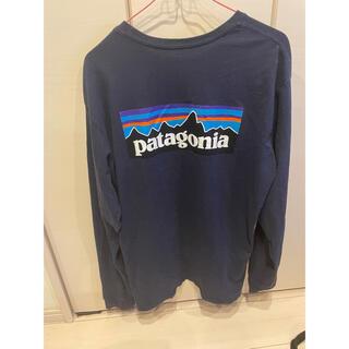 patagonia - パタゴニア patagonia / P-6 Long T-Shirt サイズM