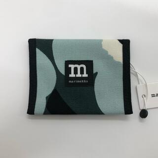 マリメッコ(marimekko)の定価8,800円 完売 新品 未使用 マリメッコ ウニッコ コインケース 財布(財布)