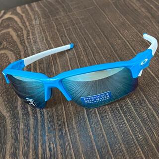 Oakley - サングラス オークリー フラックドラフト 偏光 ディープウォーター 釣り ゴルフ