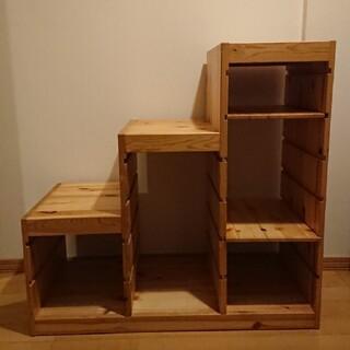 イケア(IKEA)のイケア トロファスト フレーム(収納/チェスト)