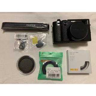 富士フイルム - FUJIFILM 富士フイルム / x100v コンパクトデジタルカメラ