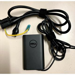 DELL - DELL デル 純正ACアダプター 65W LA65NM130 電源コード ③