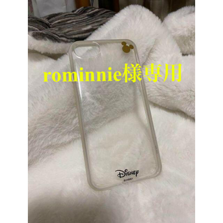Disney - ディズニー iphoneケース&着せ替えシートセット