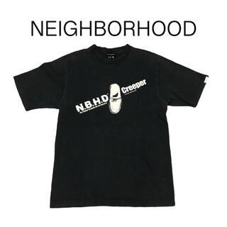 NEIGHBORHOOD - ネイバーフッド 永瀬正敏 コラボ プリントTシャツ 半袖Tシャツ ラバーソール