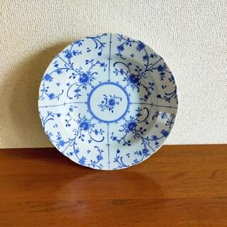 アンティーク 洋食器 大皿 プレート 日本製 インテリア キッチン