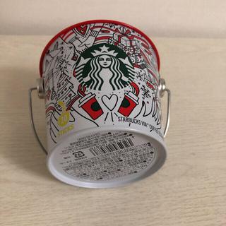Starbucks Coffee - お値下げ!スタバ エコバッグ ミニバケツ 2点セット