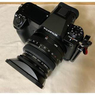 富士フイルム - 美品 FUJIFILM GFX 100S GF50mm F3.5 R LM WR