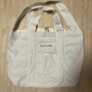 ジェラートピケ(gelato pique)のジェラートピケ 福袋のバッグ (バッグ2点のみ)(エコバッグ)