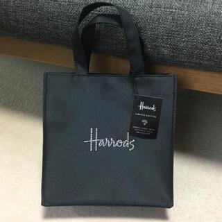 Harrods - ハロッズ★スワロフスキー トートバッグ S