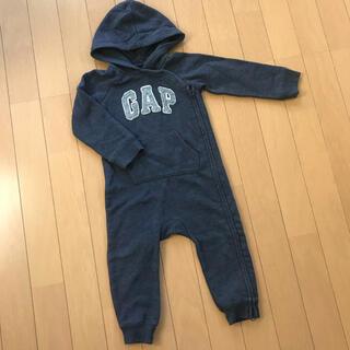 ベビーギャップ(babyGAP)のbabygap カバーオール♡90cm♡(ジャケット/上着)