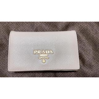 PRADA - PRADA プラダ  名刺入れ カードケース