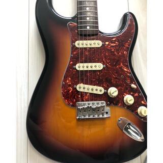フェンダー(Fender)のフェンダー ストラトキャスター Vanzandtピックアップ(エレキギター)