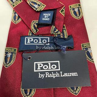 ポロラルフローレン(POLO RALPH LAUREN)の新品ポロバイラルフローレンネクタイ (ネクタイ)