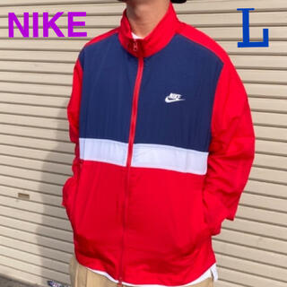 NIKE - 新品 ナイキナイロンジャケット ナイキジャケット L