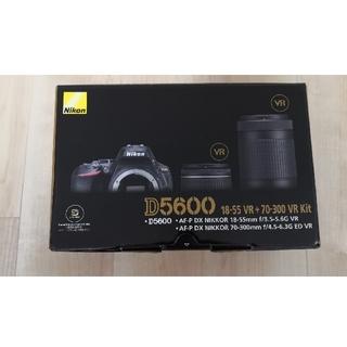 Nikon - Nikon ニコン D5600 ダブルズームキット 16GB SDカード付き